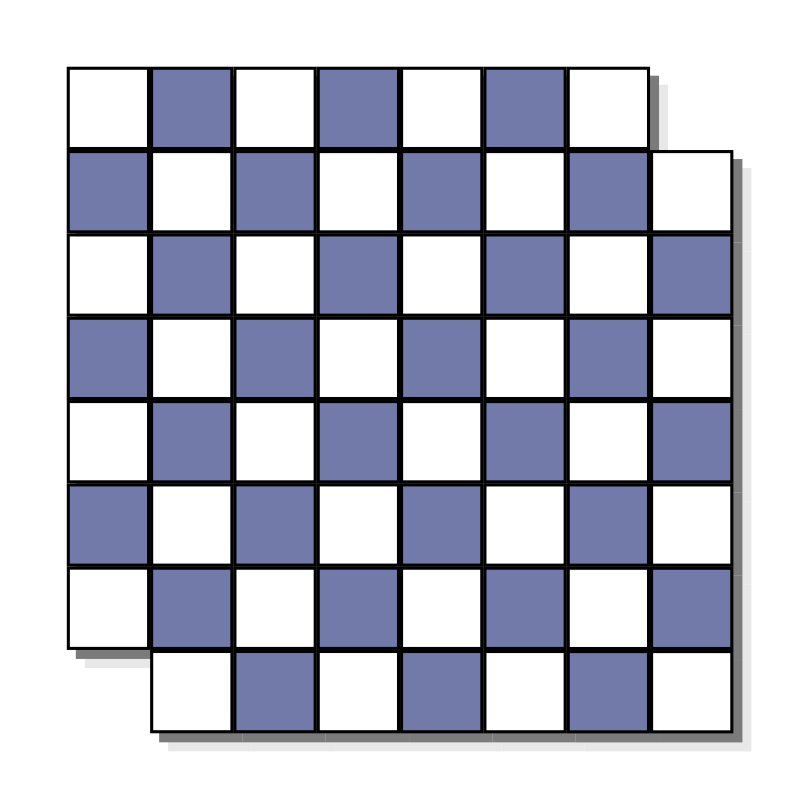 File:Checkerboard dominoes png - Math Puzzle Wiki